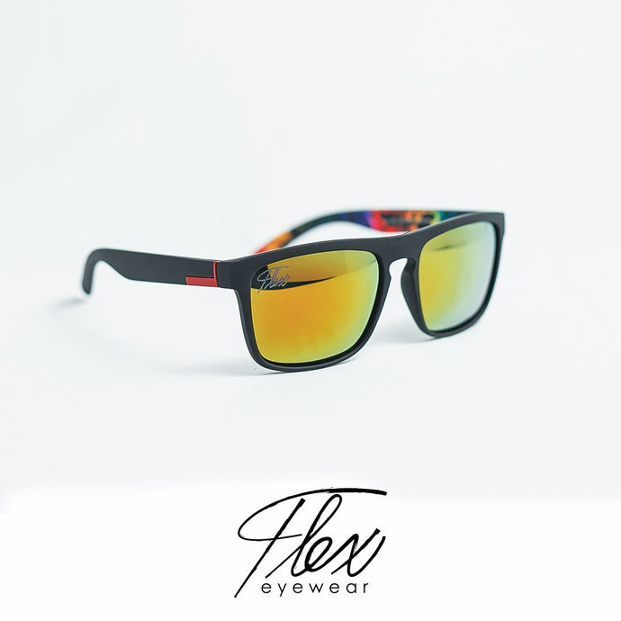 Flex Eyewear Dorian Red - Flex2Store.com