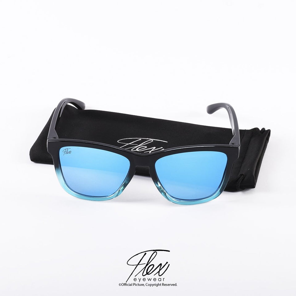 Flex Eyewear Pop Blue - Flex2Store.com