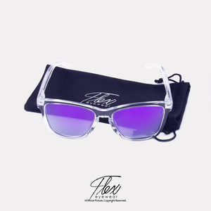Flex Eyewear Pop Colors Grape - Flex2Store.com