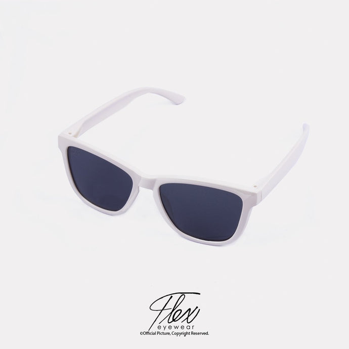 Flex Eyewear Pop Colors Snow Black - Flex2Store.com