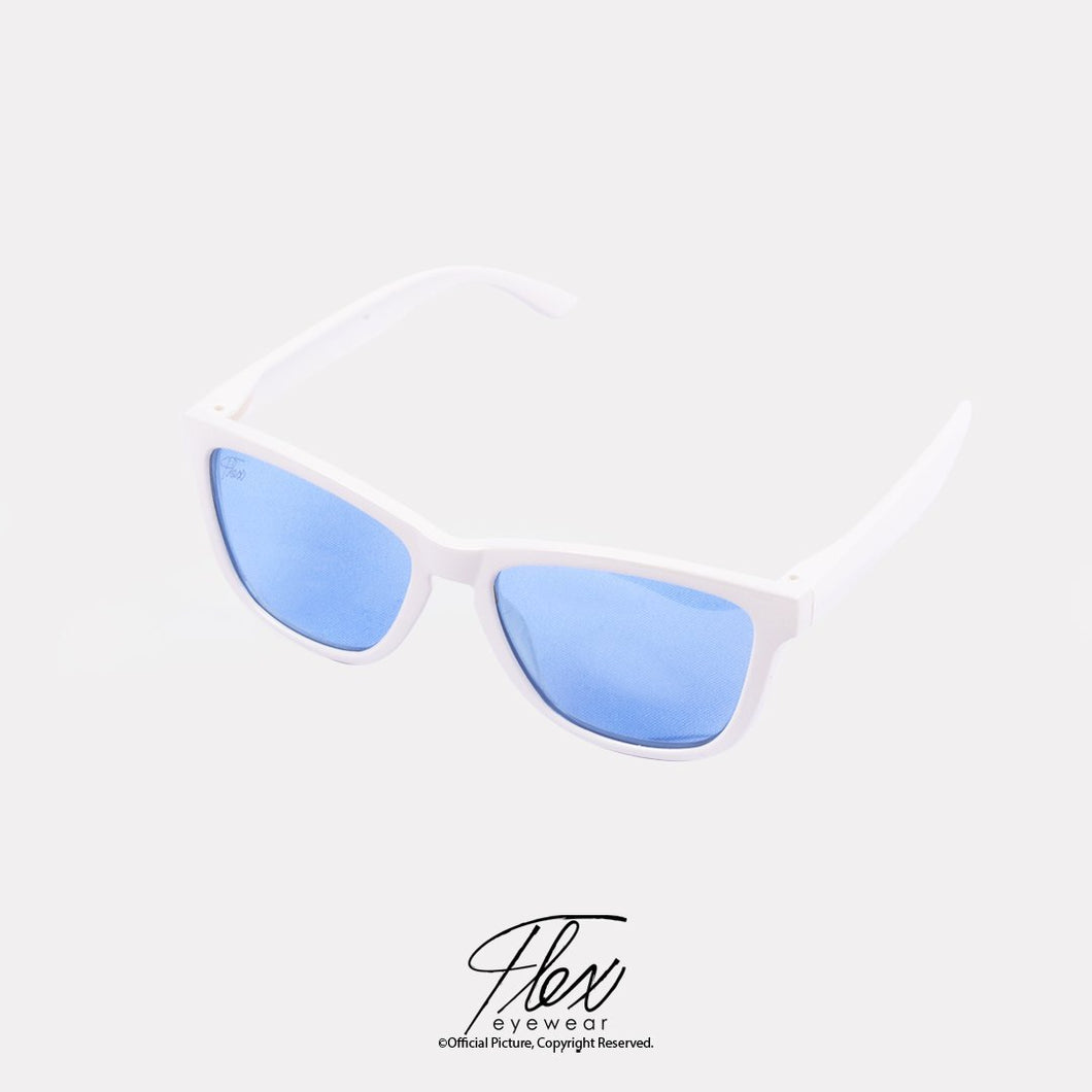 Flex Eyewear Pop Colors Snow Blue - Flex2Store.com