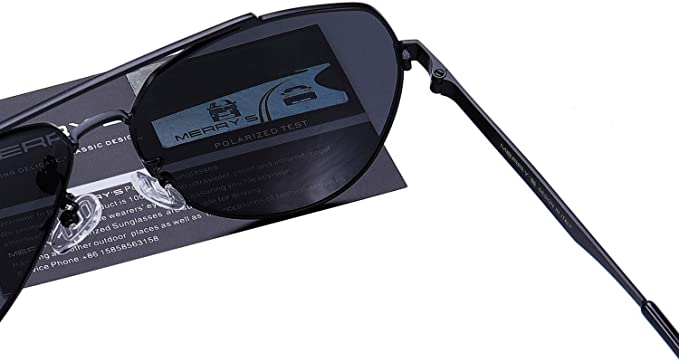 Merrys Aviator 2.0 Black Dark - Flex2Store.com