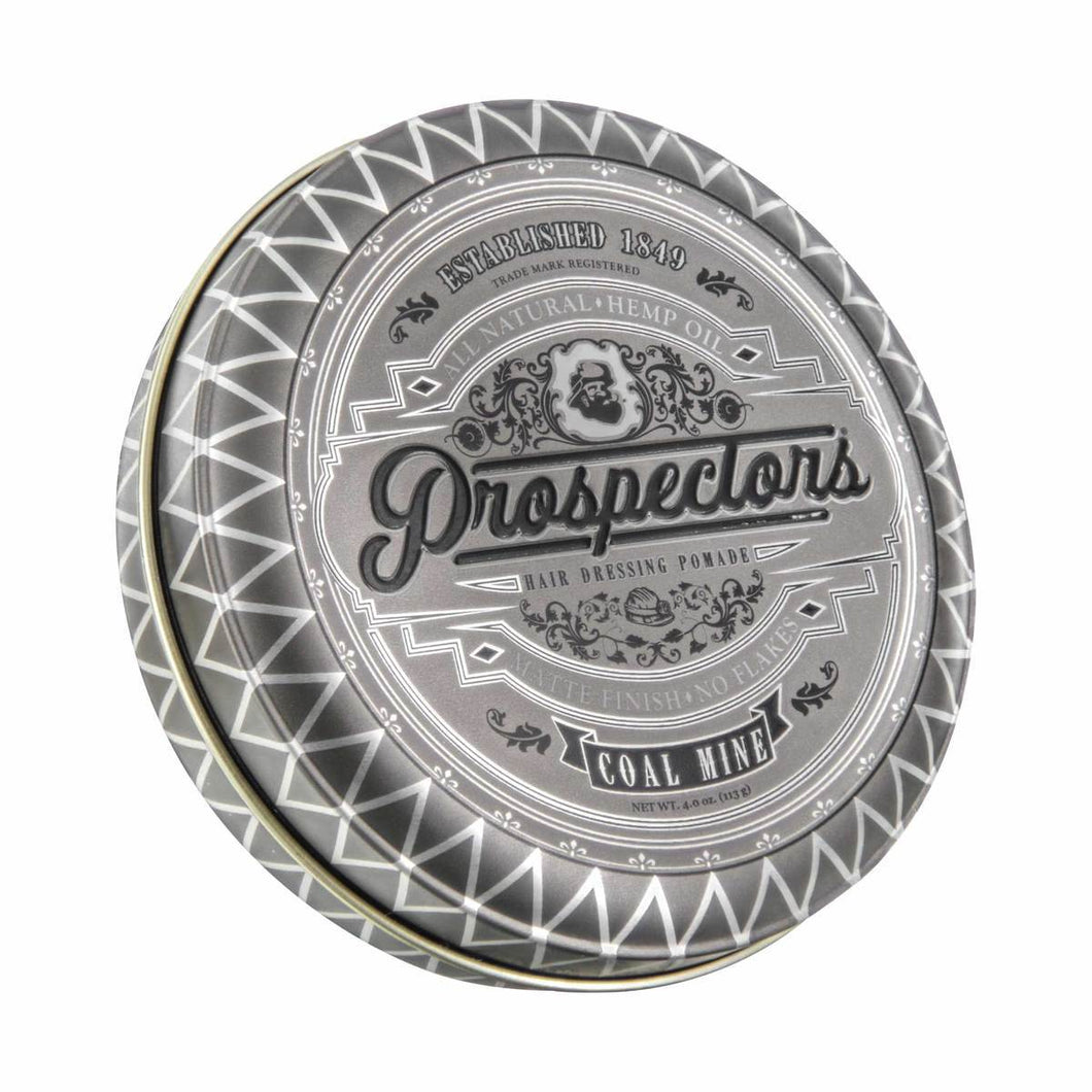 Prospectors Pomade Coal Mine 4oz - Flex2Store.com