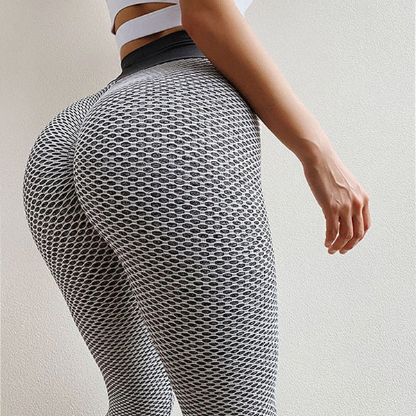Seamless Butt-Lifting Leggings