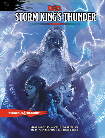 Dungeons and Dragons RPG: Storm King`s Thunder