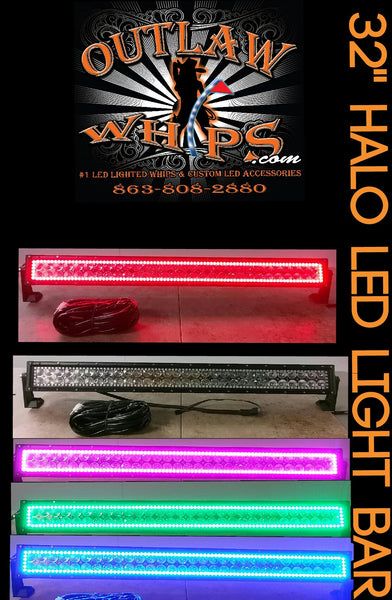 Featured Item Halo Color Changing Led Light Bar