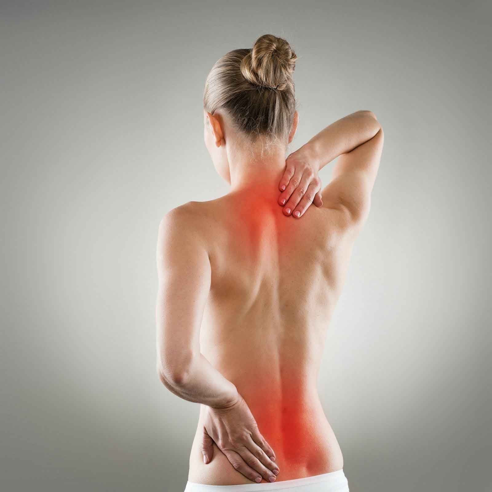 Suffering from back pain or other sore joints?