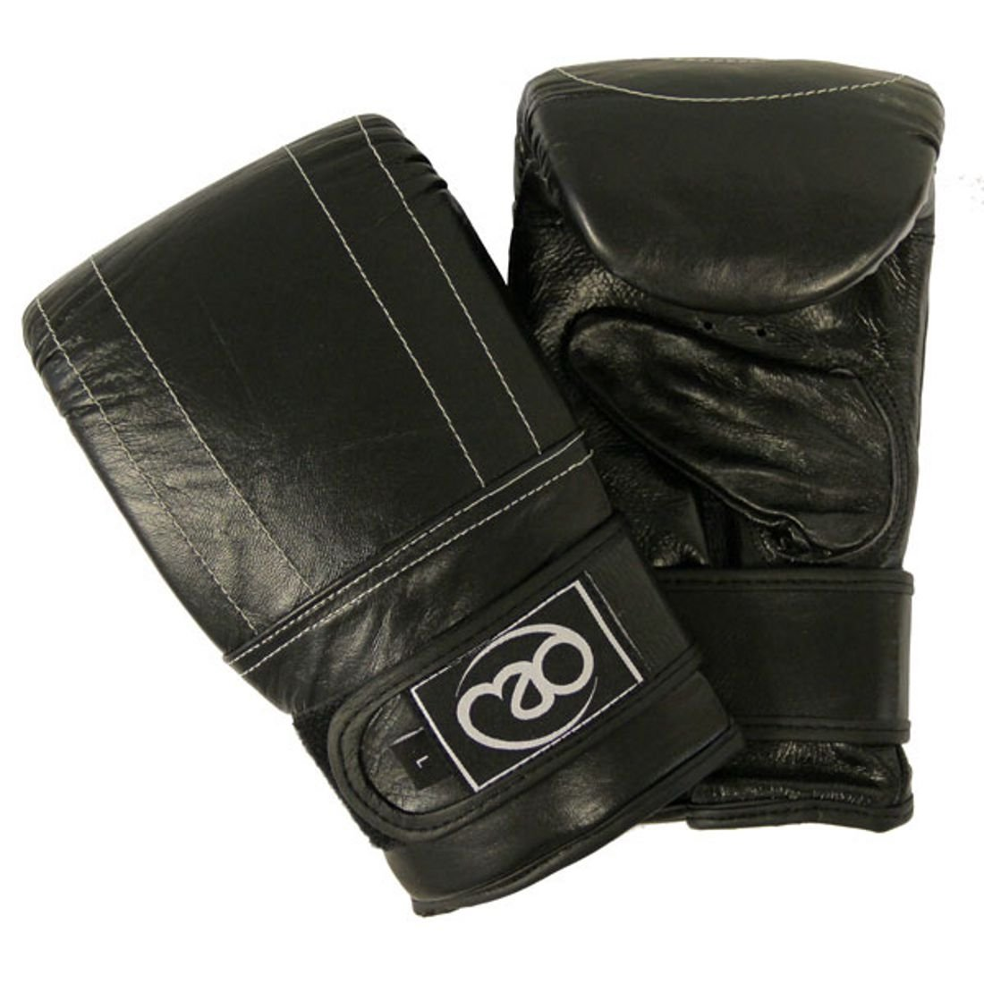 Image of Boxing Mad Boxing Leather Bag Mitt