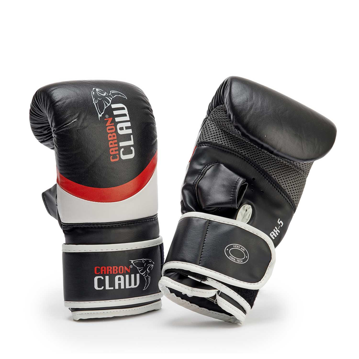 Image of Carbon Claw Aero AX-5 Leather Bag Mitts