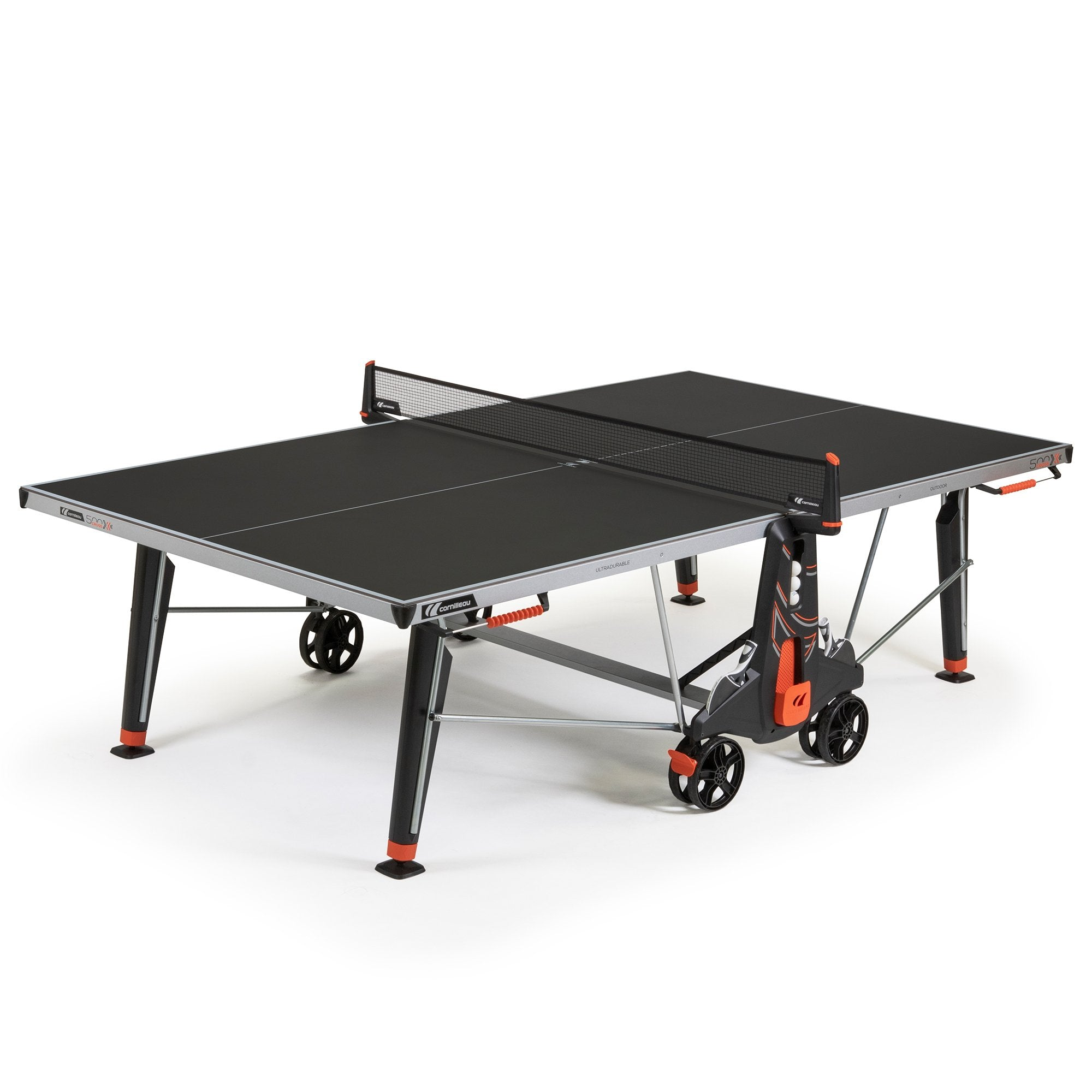 Cornilleau Performance 500X Rollaway Outdoor Table Tennis Table
