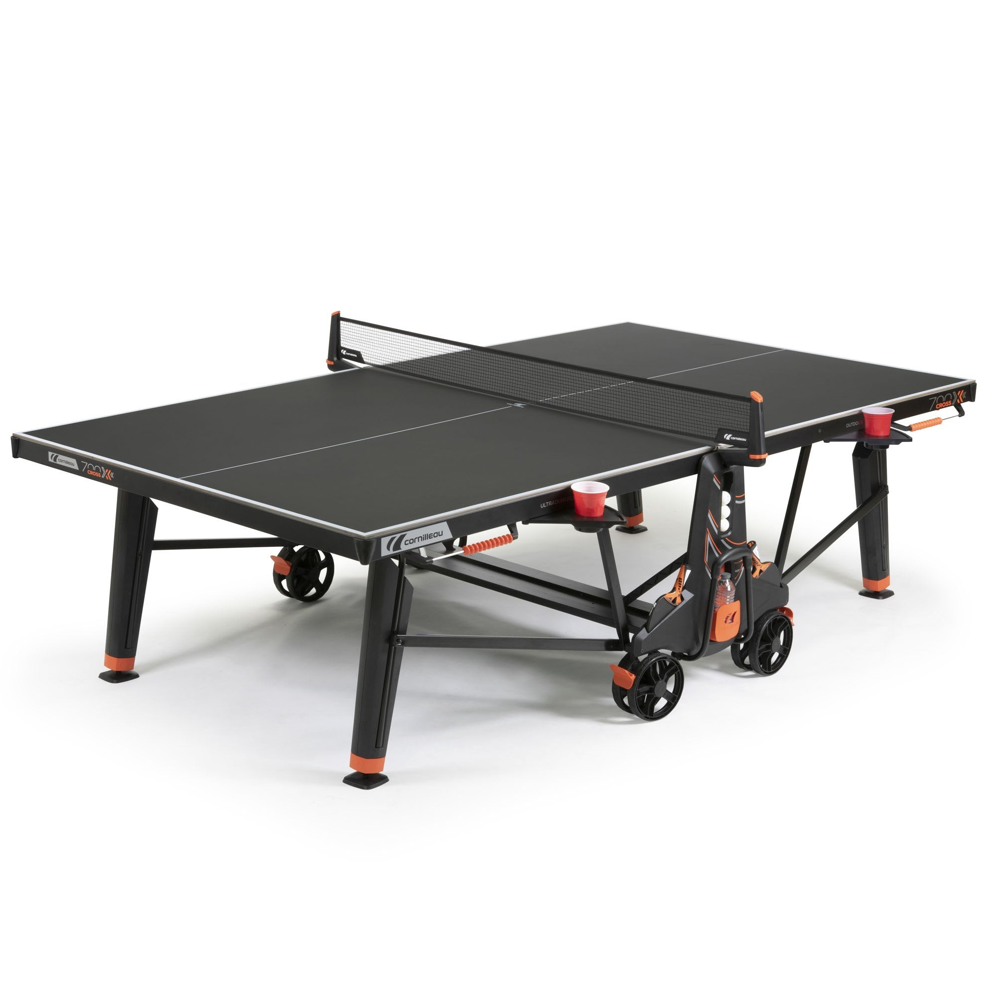Cornilleau Performance 700X Rollaway Outdoor Table Tennis Table