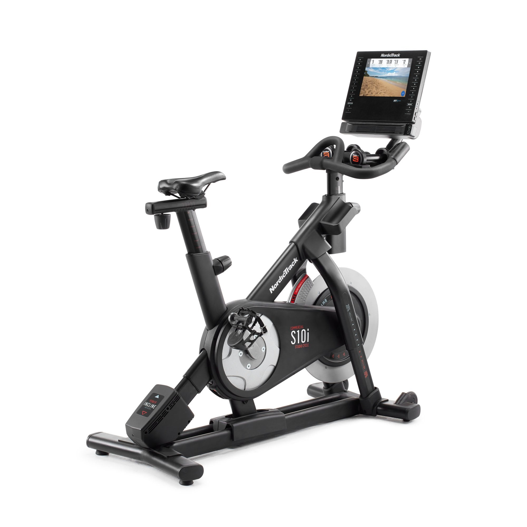 Image of NordicTrack Commercial S10i Studio Indoor Cycle