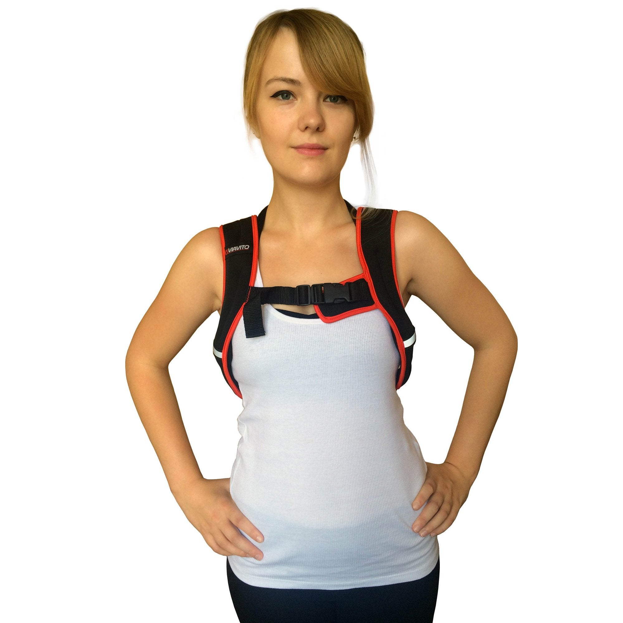 Image of Viavito 2.5kg Weighted Vest