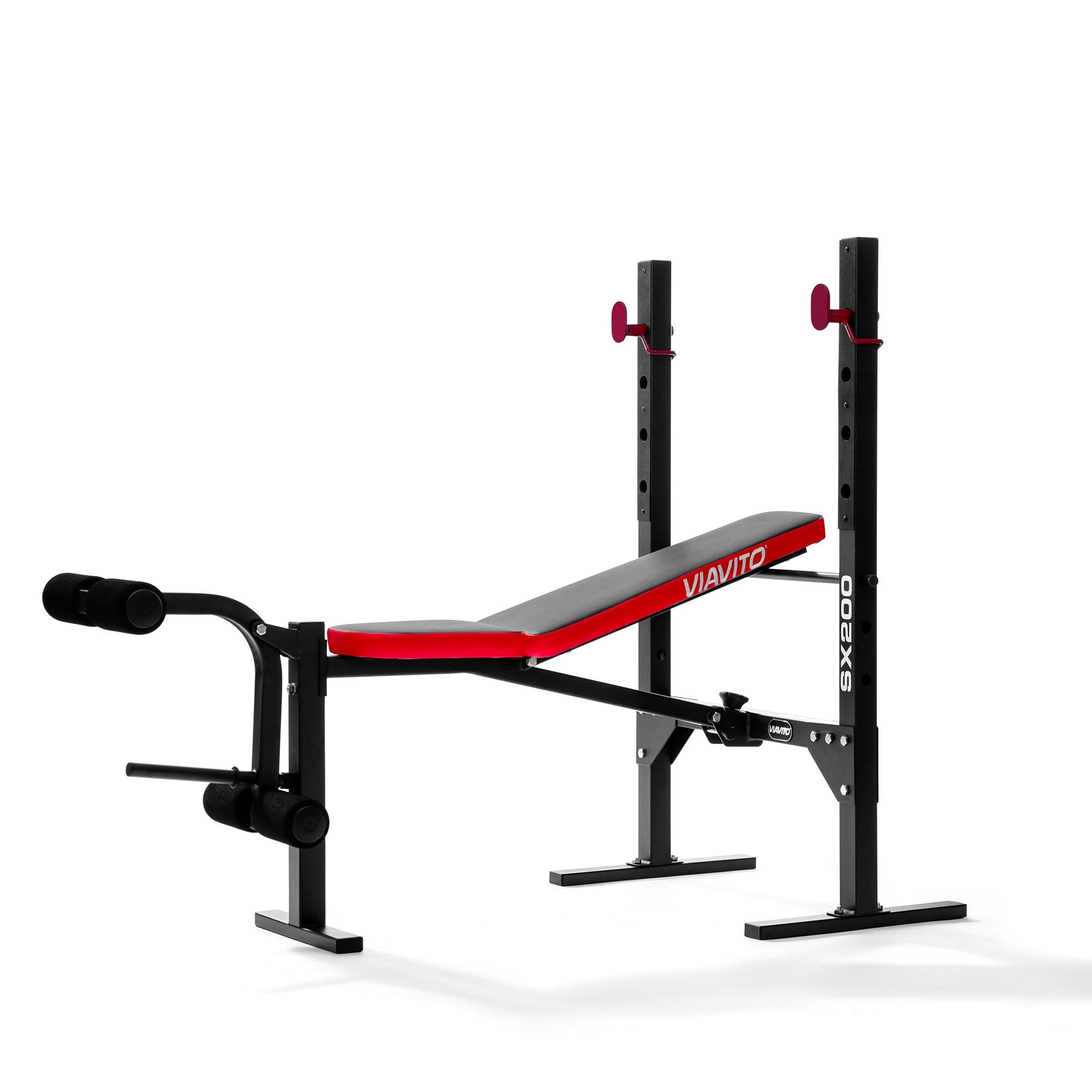 Image of Viavito SX200 Folding Barbell Weight Bench