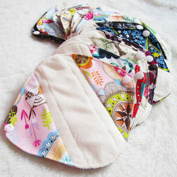 How to Use and Wash Your Reusable Cloth Pads