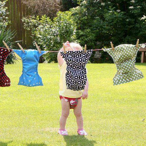 Tips for Washing Cloth Nappies