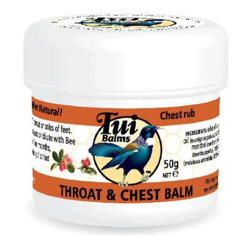 Tui Balms - Throat and Chest Balm