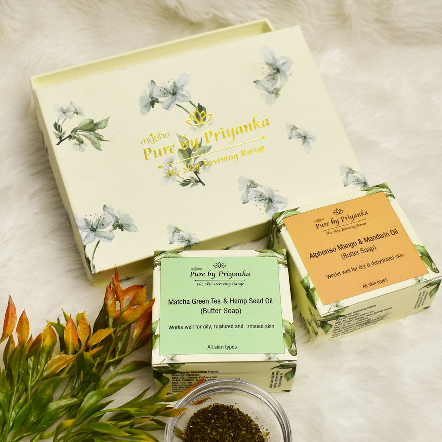Butter Soap Duo Gift Box