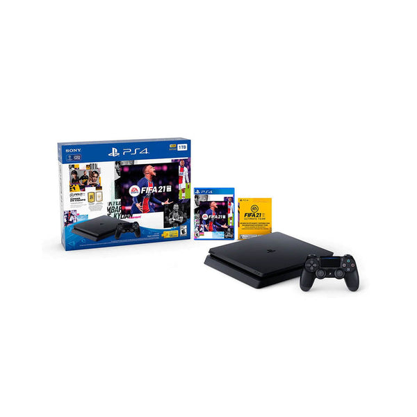 Consola PlayStation 4 Slim 1Tb Fifa 21 - Negro - Open Box