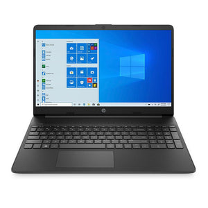 "Laptop HP 15-EF1005LA 15.6"" AMD 3020e 4 GB RAM 128 SSD Negra - Open Box"