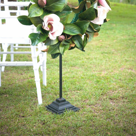 Wedding Prop Wreath Stand