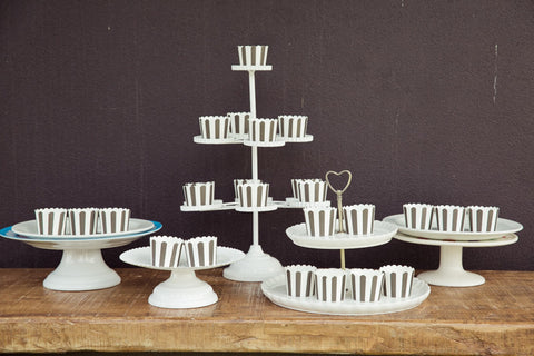 Dessert Table Cake Stands