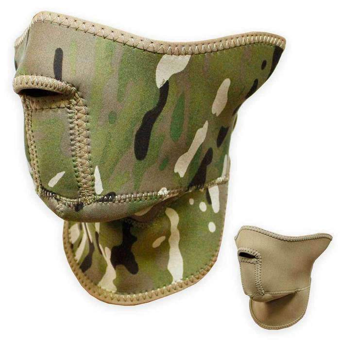 Bulldog Tactical REVERSIBLE - Neoprenmaske Multicam | Welkit DE