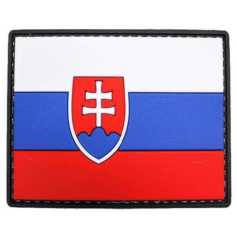 MNSP SLOWAKEI FLAGGE - Moral Patch Andere | Welkit DE