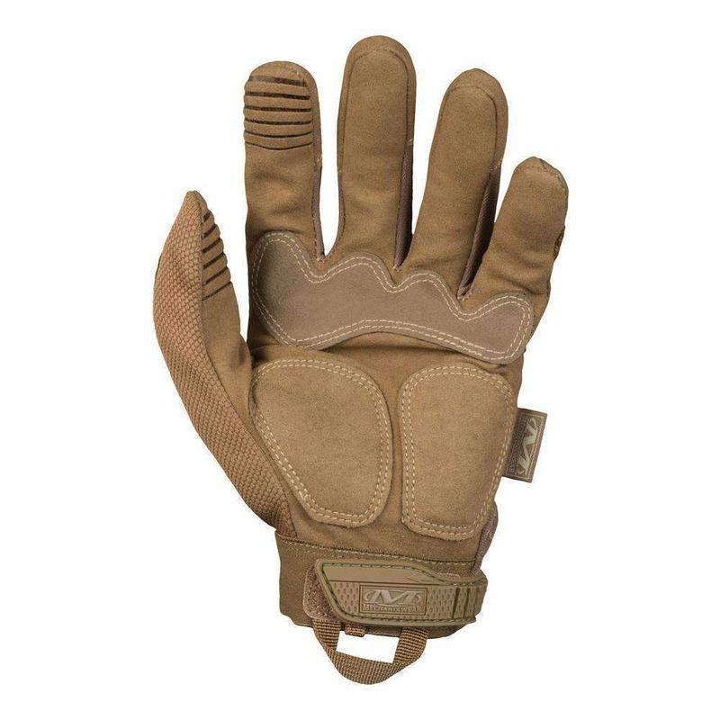 Mechanix Wear M-PACT COVERT - Shell-Handschuhe Schwarz S | Welkit DE