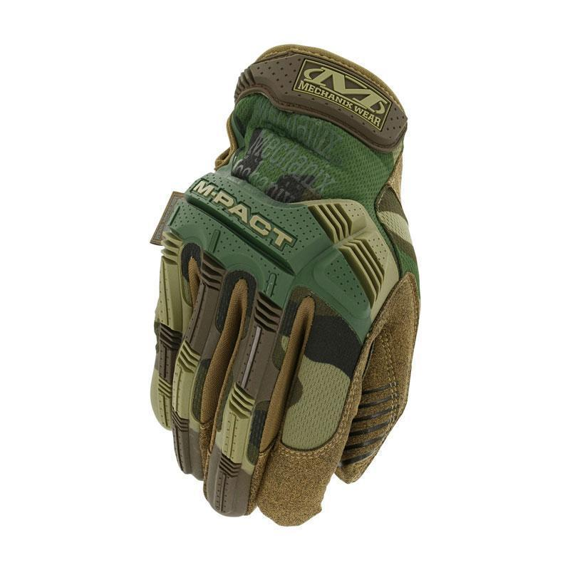 Mechanix Wear M-PACT COVERT - Shell-Handschuhe Woodland S | Welkit DE