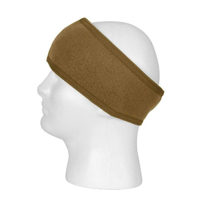 Rothco ECWCS - Fleece Stirnband Coyote | Welkit DE