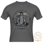Load image into Gallery viewer, Santiano Men's T-Shirt 'Leuchtturm'