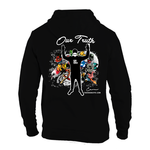 Our Truth Limited Edition Hood Black