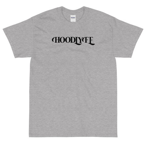 Hoodlyfe Wordmark Tee - Black
