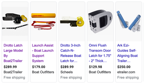 Boat Loading Systems