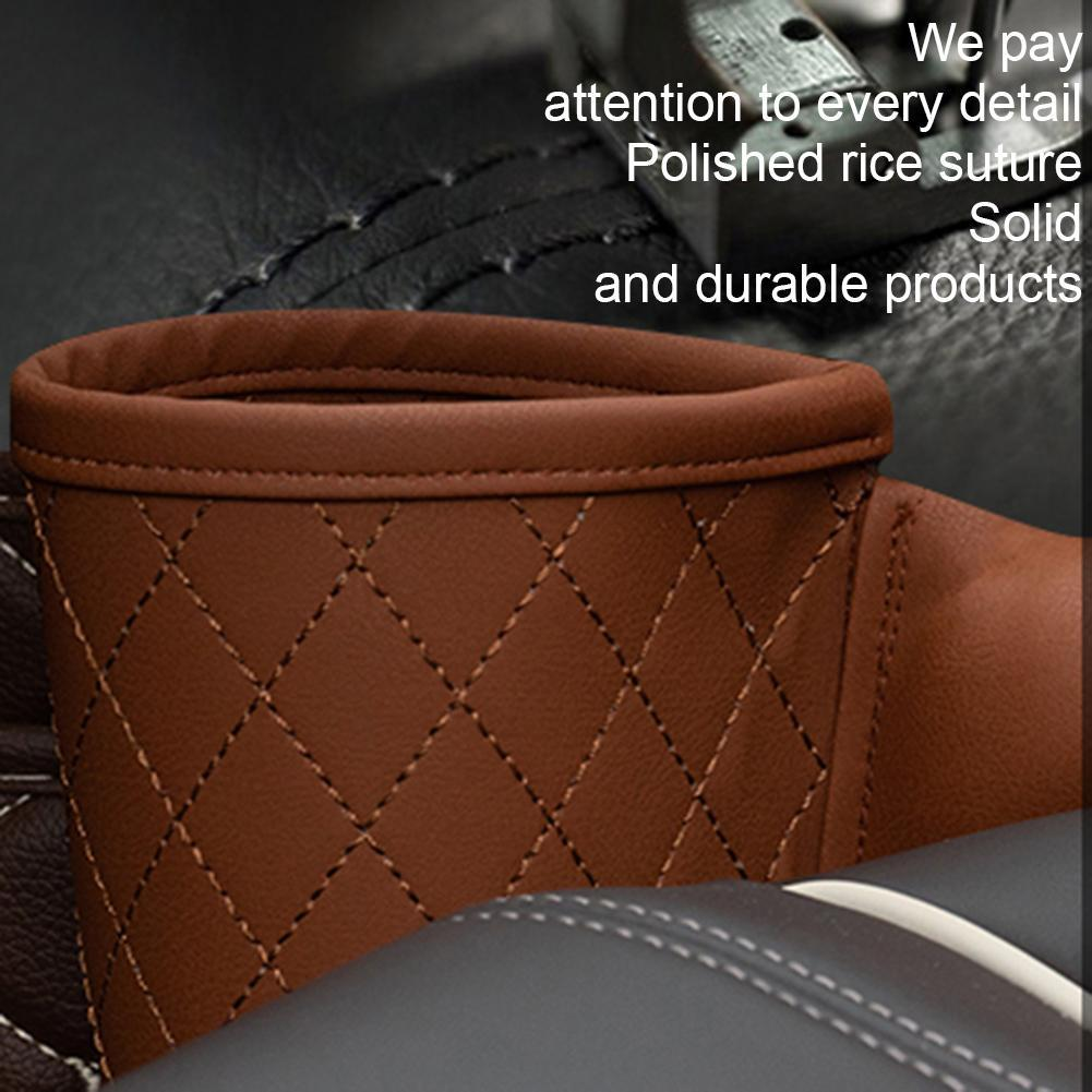 Car Leather Seat Slot Filling Organizer