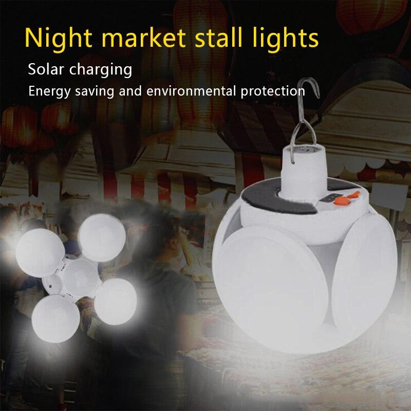 X-Lantern - Outdoor Solar Powered LED Lights