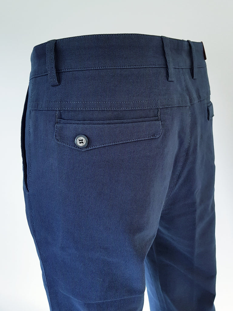 Bob Spears Casual Trouser Blue