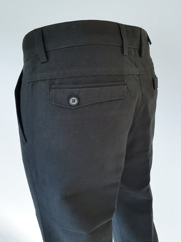 Bob Spears Casual Trouser (dark brown)