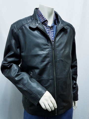 Daniel Hechter Leather Jacket