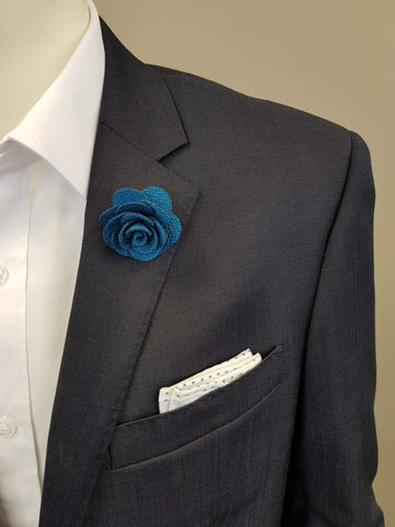 Savile Row Blue Suit