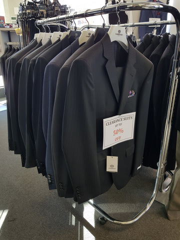 Clearance Suits