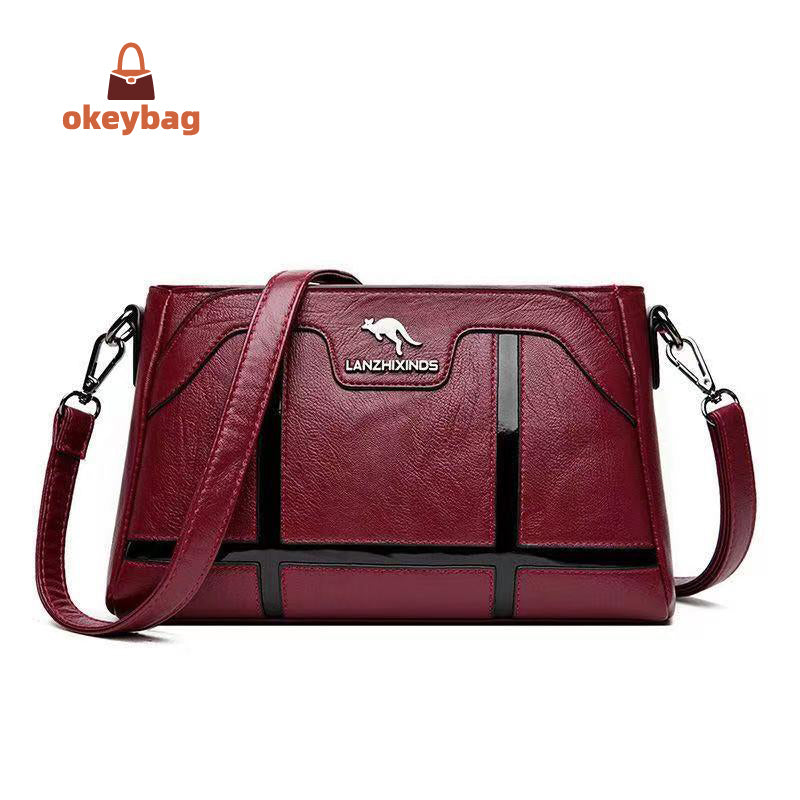 Okey-Women's High Quality Fashion CrossBody Bag