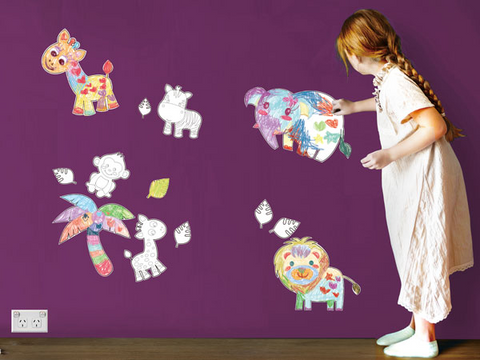 How to Choose the Right Wall Stickers