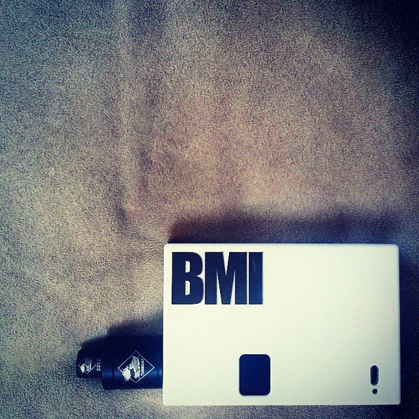 BMI - BMI V1R4 - Snow White - BMI BOX MOD - VAPE MOD