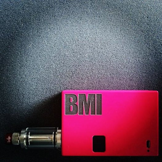 BMI V1R4 - Hot Coral Pink