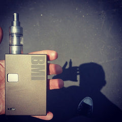 BMI - BMI V1R4 - Midnight Bronze - BMI BOX MOD - VAPE MOD