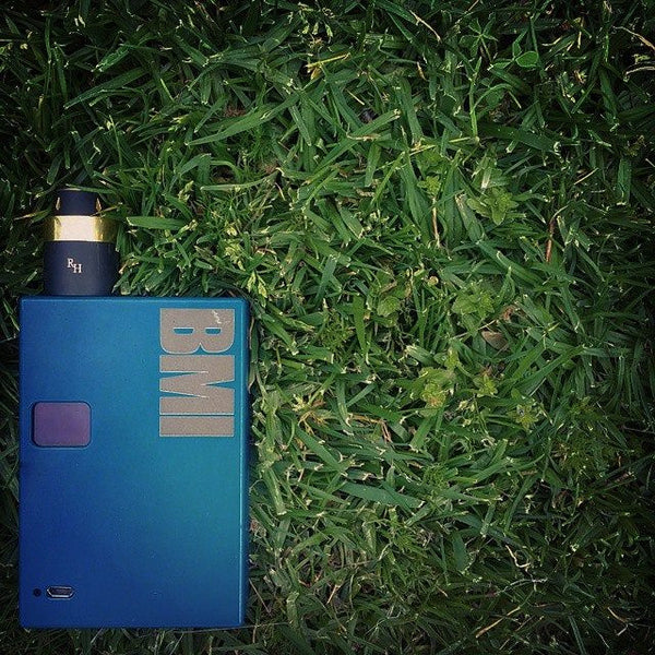 BMI - BMI V1R4 - Dodger Blue - BMI BOX MOD - VAPE MOD