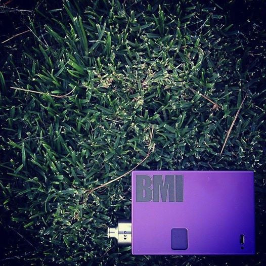 BMI - BMI V1R4 - Welch's Purple - BMI BOX MOD - VAPE MOD