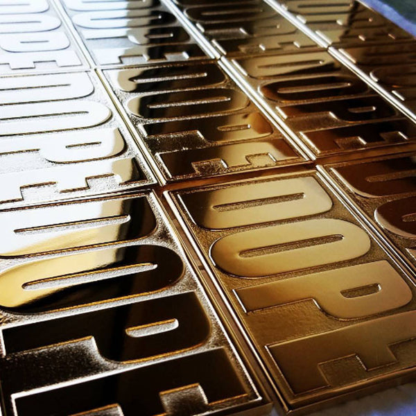 DOPE - 24K Gold Plated